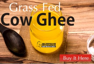 Grass Fed Cow Ghee