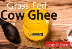 Grass Fed Cow Ghee